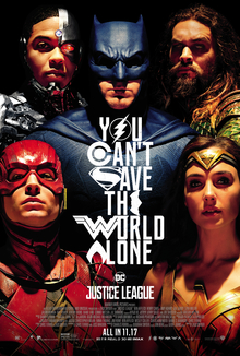 Justice League Film 2017