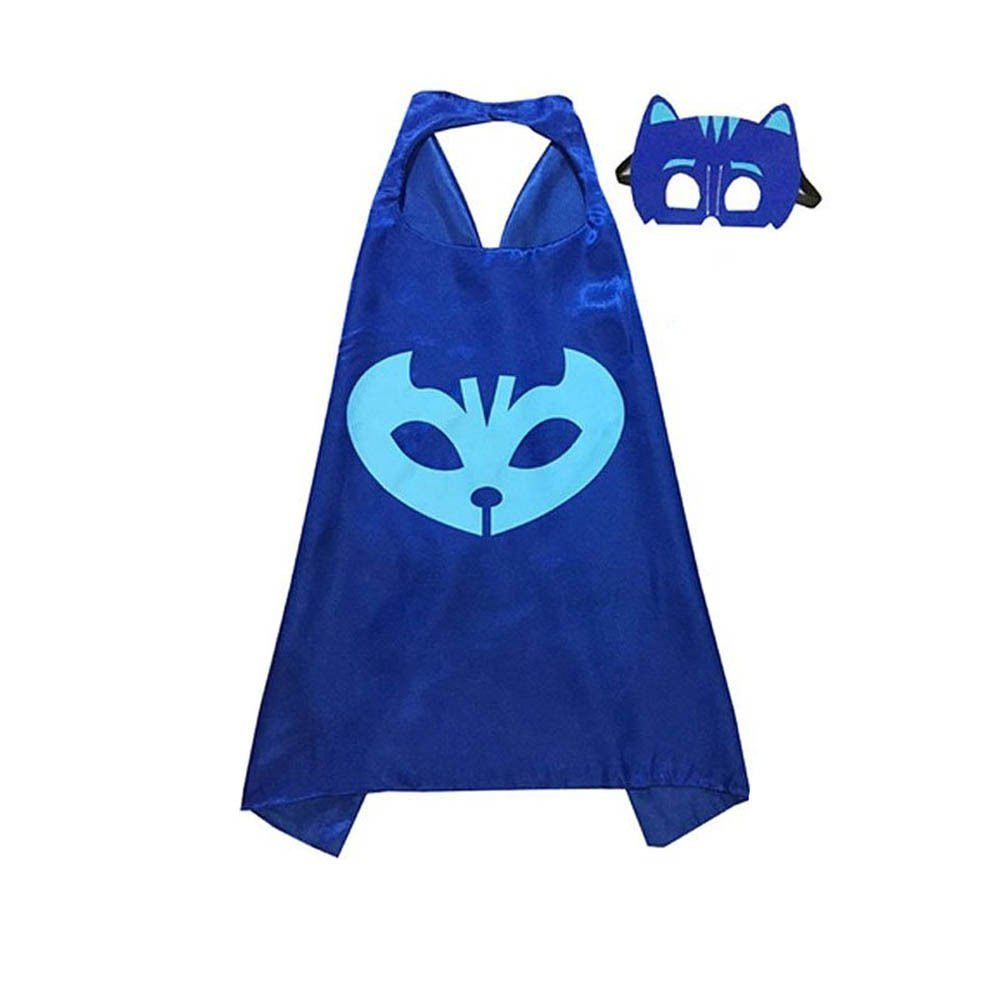 PJ Masks CatBoy Fancy Dress Cape and Mask Set