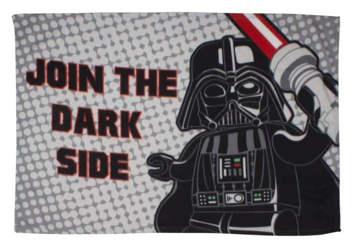 Lego Star Wars Fleece Blanket