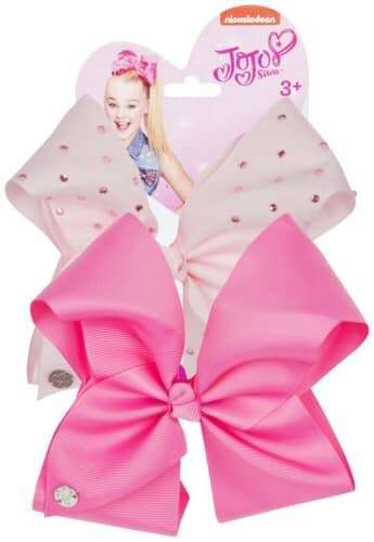 Jojo Siwa 2 Pack Bow Set