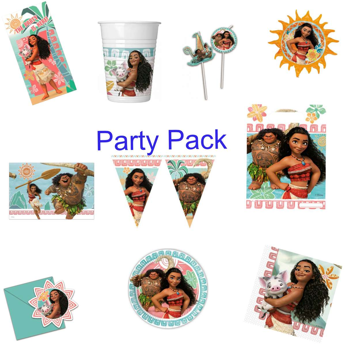 VianaParty Pack