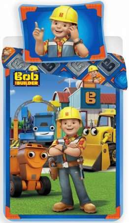 Bob The Builder Project Build It Single Duvet Set