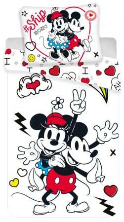 Minnie Mouse Retro Duvet Cover Set
