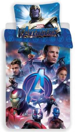 Avengers Endgame Single Bedding Set