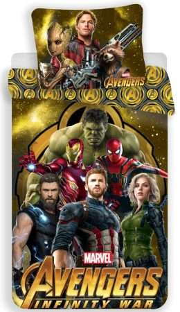 Avengers Infinity War Single Bedding Set