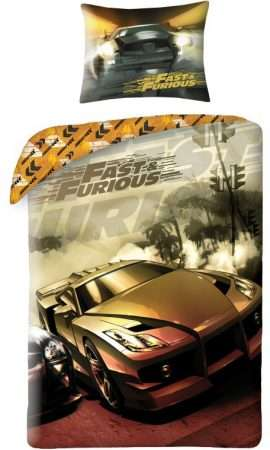 Fast And Furious Bedding Set