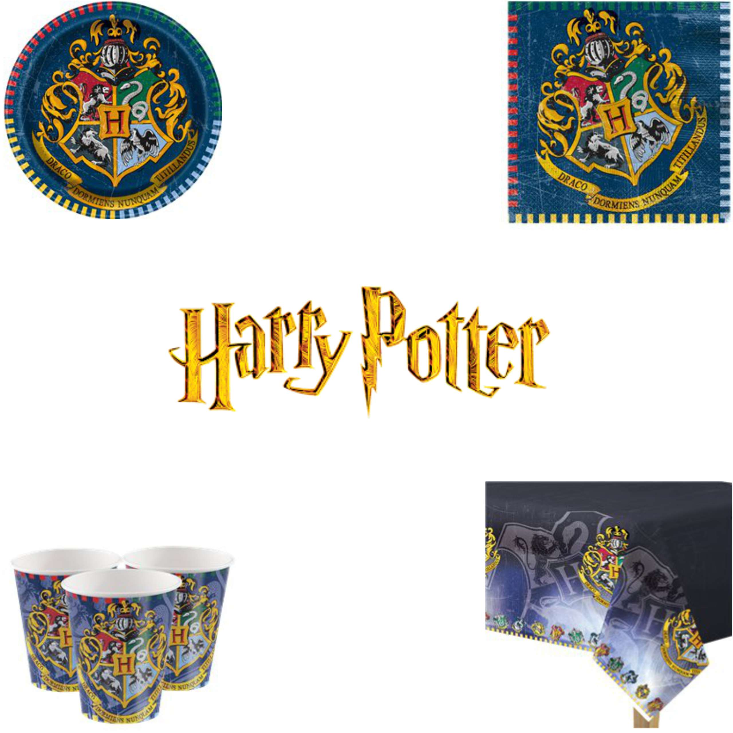 Harry Potter Basic Party Pack