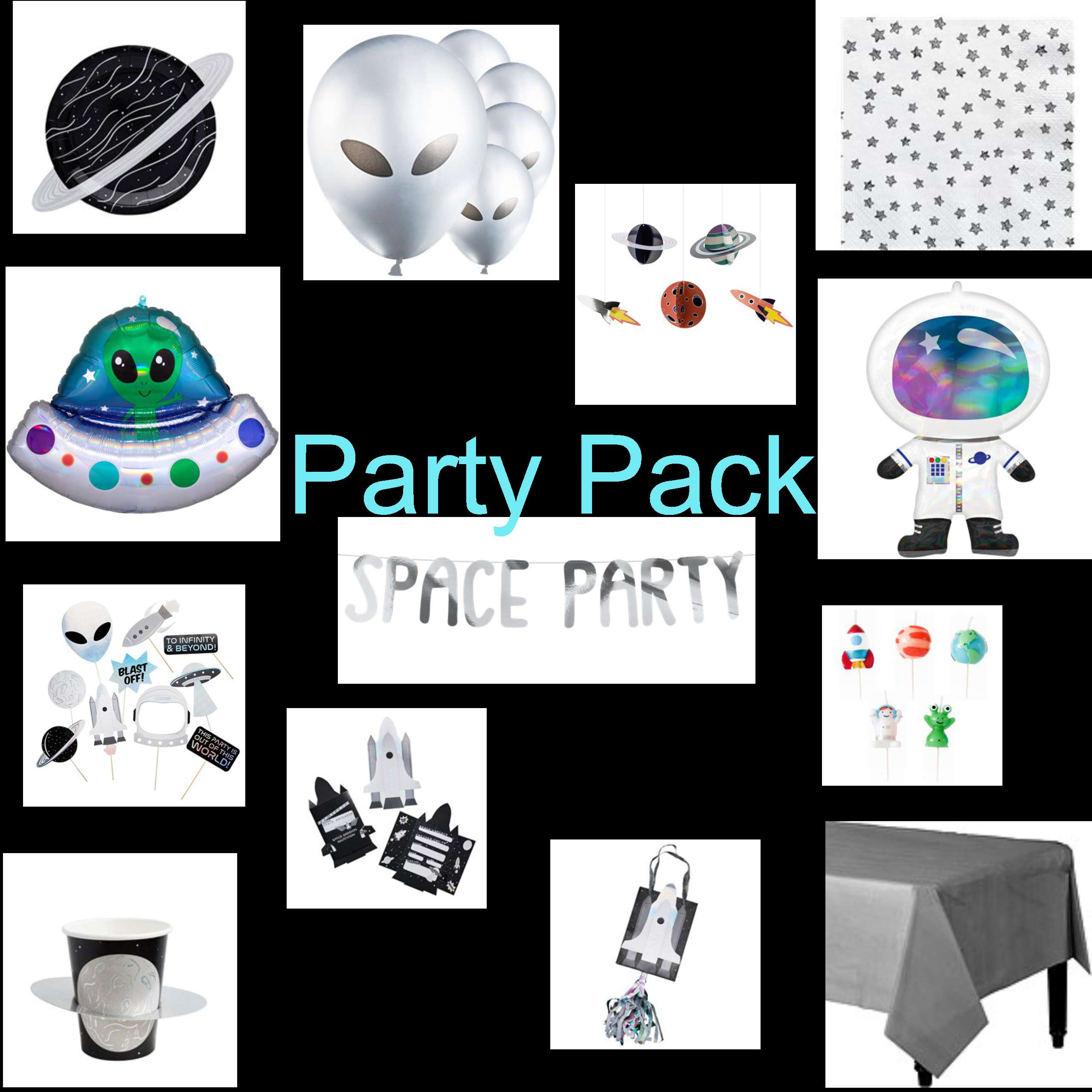 Space Party Pack