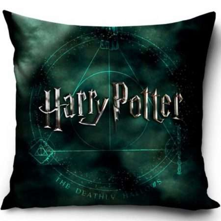 Official Harry Potter The Deathly Hallows Cushion
