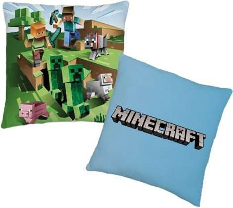Minecraft Double Sided Cushion