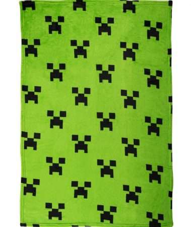 Minecraft Fleece Blanket