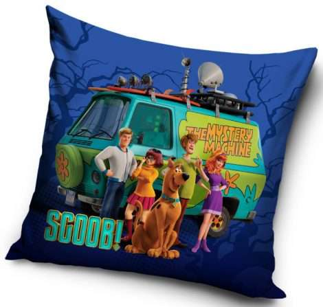 Scooby Doo Team Mystery Machine Cushion