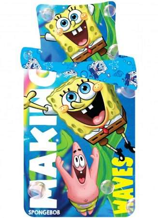 SpongeBob Making Waves Duvet Cover Set