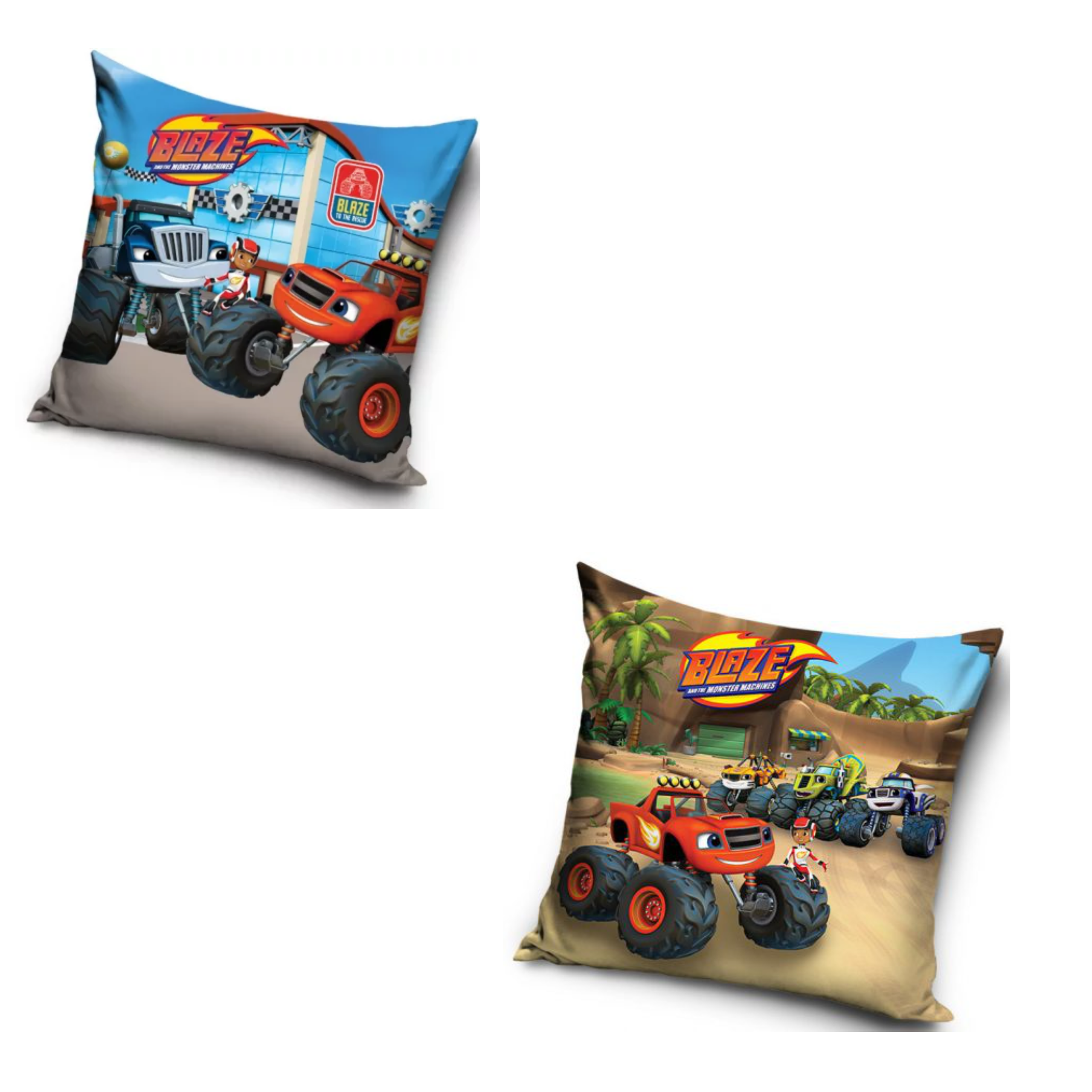 Blaze 2 Pack Cushion Set