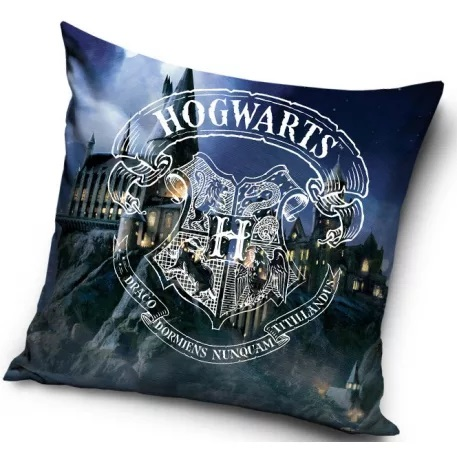 Harry Potter Hogwarts Castle Reversible Cushion
